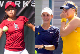 NCAA women's tennis: Stanford's Zhao, Cal's Fabikova/Susanyi on to finals
