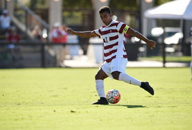 Vincent named men's soccer scholar-athlete of the year