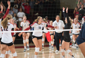 Pac-12 volleyball continues to dominate; Stanford is new No. 1