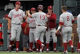 NCAA super regionals: Stanford down but not out after opening loss to Vanderbilt