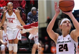 'Sunday Showdown' women's basketball preview: No. 16 Oregon State at No. 10 Stanford