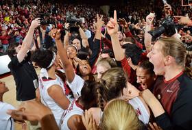 Highlights: Stanford women's basketball snaps UConn's win streak at 47