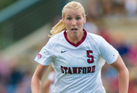 <p>Stanford's Courtney Verloo in 2012</p>