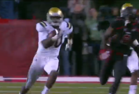 UCLA's Myles Jack saves the day for Bruins with late interception
