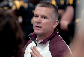 Exclusive to 'The Drive': ASU's Todd Graham talks to team after loss to Notre Dame
