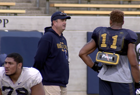 Exclusive to 'The Drive': Cal's Sonny Dykes uses coaching experience as weapon