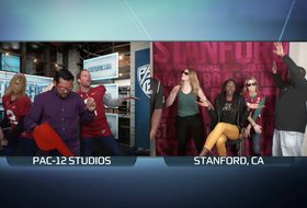 Video: Stanford's Chiney Ogwumike emcees 'Nerd City' dance party on 'Statisfaction'