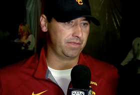 Steve Sarkisian, USC players react to win over Fresno State