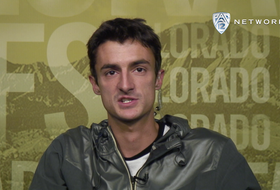Preview: Colorado's Blake Theroux speaks on team's confidence