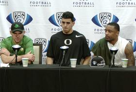 2014 Pac-12 Football Championship Game: Oregon postgame press conference