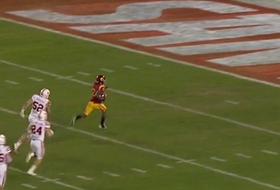 Adoree' Jackson runs wild in USC win over Nebraska