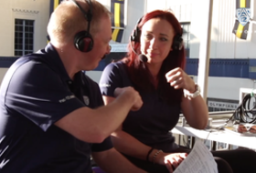 Amy Van Dyken reflects on return to Pac-12 Networks