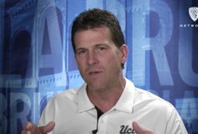 UCLA's Steve Alford on NCAA tournament bid: 'We do deserve it'