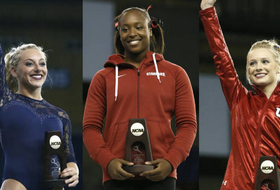 Pac-12 ends 2015 gymnastics season with four NCAA individual titles