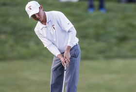 USC leads after day one of Pac-12 men's golf championships