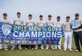 Stanford defends Pac-12 men's golf title, Maverick McNealy earns medalist honor