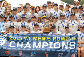 Five Pac-12 women's rowing teams set to compete at NCAA championships