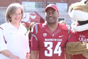 'Sports Report' preview: Washington State's Elson Floyd was a beloved president