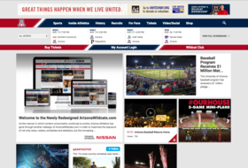 Pac-12 official athletic websites get a new look