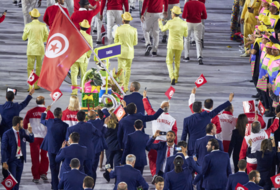 2016 Olympics: Pac-12 athletes take part in opening ceremony in Rio