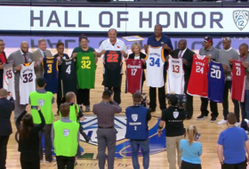 2017 Pac-12 Men's Basketball Tournament: Conference celebrates its Hall of Honor inductees
