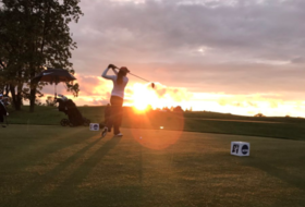 NCAA Women's Golf Championship: Semifinals to continue Wednesday morning