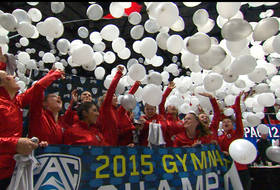 Recap: Utah women's gymnastics wins second straight Pac-12 Championship