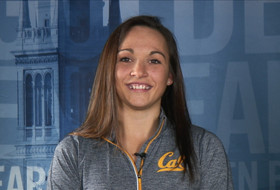 Video: Cal's Alicia Asturias named Pac-12 Gymnast of the Week