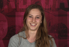 Video: Stanford's Kristina Vaculik on weekly award, Olympic hockey rivalry