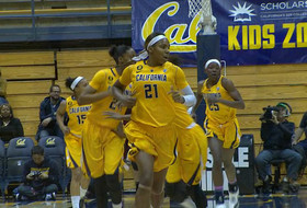 Cal's Reshanda Gray nets a new career-high 43 points