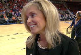 Charli Turner Thorne talks ASU's quarterfinals win over WSU