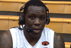 Oregon State's Jarmal Reid after his career-high 17 points in win over Rice