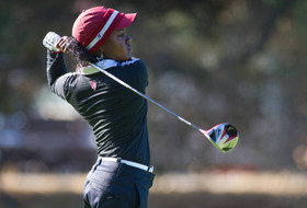 NCAA WGOLF: Stanford takes lead in stroke play