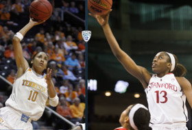 Stanford-Tennessee clash to feature tough teams, top rebounders