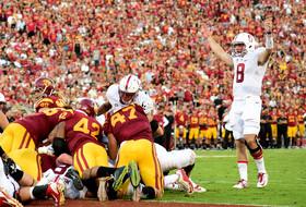 Roundup: Su'a Cravens loses Super Bowl bet to Kevin Hogan
