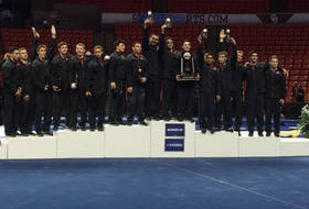 Stanford places second, Cal claims fifth at NCAA men's gymnastics championships