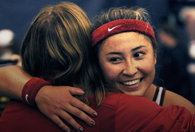 NCAA Women's Tennis Championships: Stanford advances to national title match; Cal falls in semis