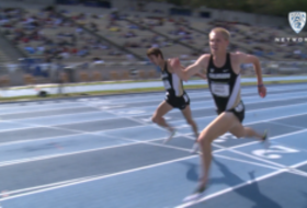 Colorado's Connor Winter wins Pac-12 steeplechase, edges out teammate