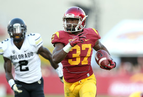 Roundup: USC RB Buck Allen is officially in the Heisman race