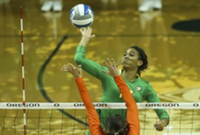 Three Pac-12 volleyball top-20 matches scheduled this week