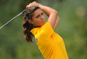 NCAA women's golf: ASU's Vaughn finishes 5th in individual tournament