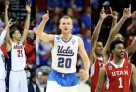 Roundup: Arizona, UCLA and Utah are sweet