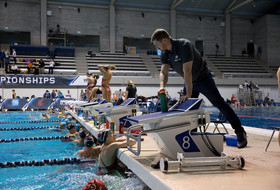 2017 Pac-12 Swimming (W) & Diving (M/W) Championships: Best images from Federal Way