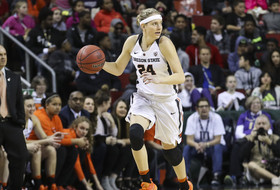 Oregon State star Sydney Wiese named 2017 Pac-12 Women's Basketball Scholar-Athlete of the Year