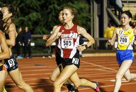 Stanford track & field Jessica Tonn