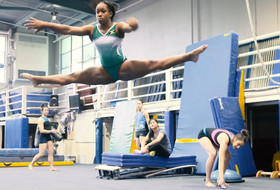 Cal gymnast Toni-Ann Williams discusses her journey to represent Jamaica in Rio