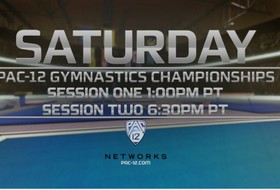 2014 Pac-12 Women's Gymnastics Championships TV info and how to watch online