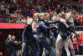 Utah claims top seed for Pac-12 Gymnastics Championship