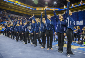 UCLA claims top seed for Pac-12 Gymnastics Championships