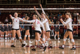 Stanford represents Pac-12 in Final NCAA volleyball Tournament weekend